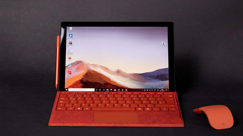 Microsoft Surface Pro 8 – vermeintlicher Prototyp aufgetaucht