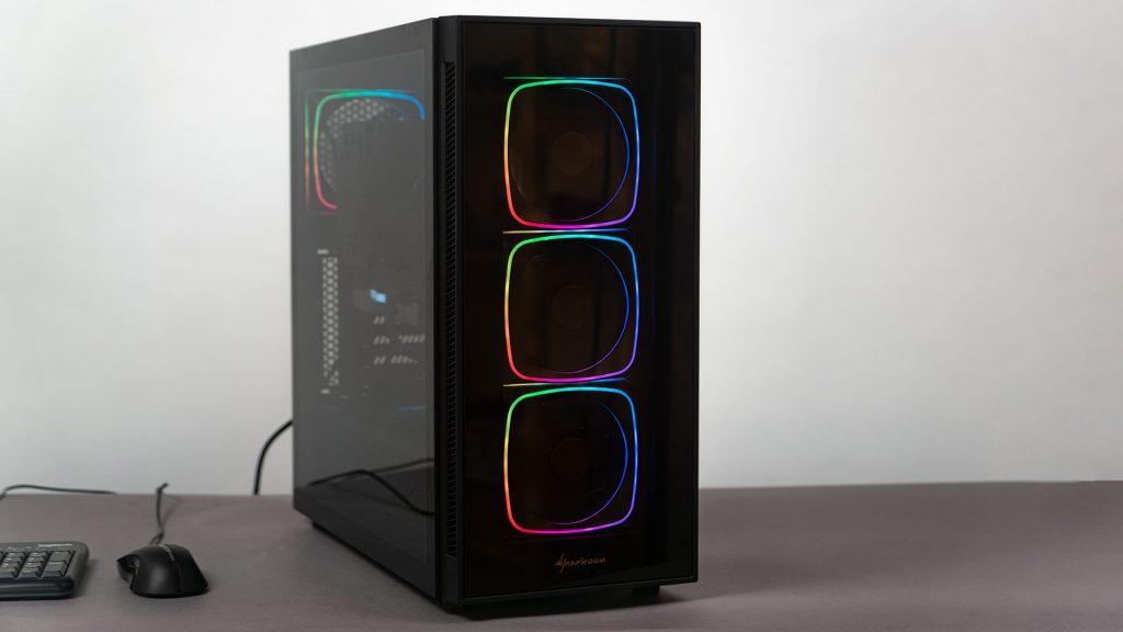 Sharkoon TG 6 Geschlossen RGB
