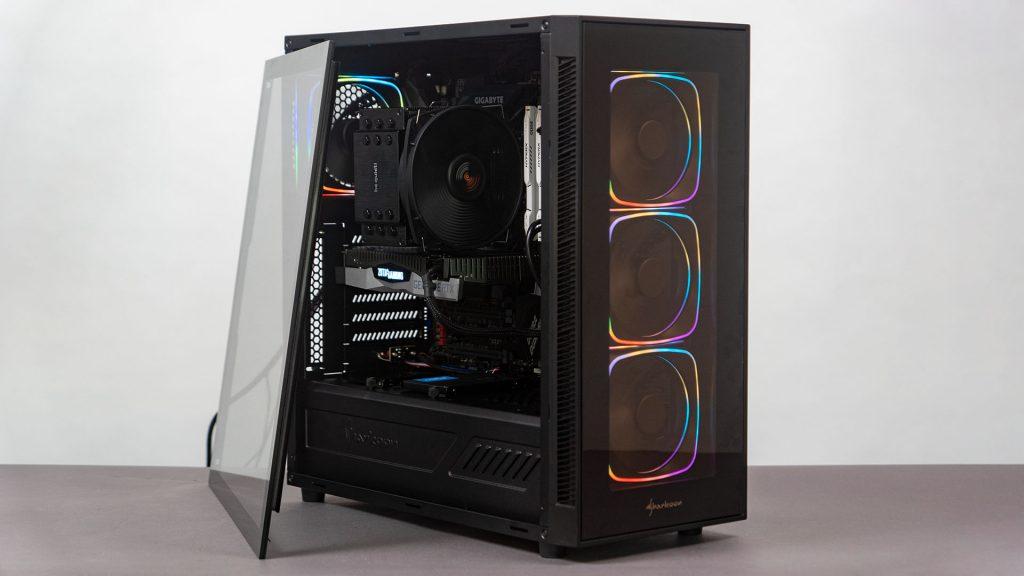 Sharkoon TG6 RGB – Vollausstattung für wenig Geld