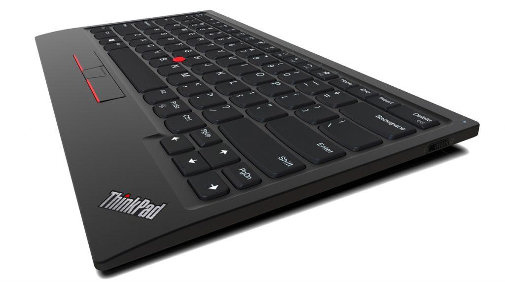 CES 2020: Lenovo bringt die ThinkPad-Tastatur für alle auf den Markt