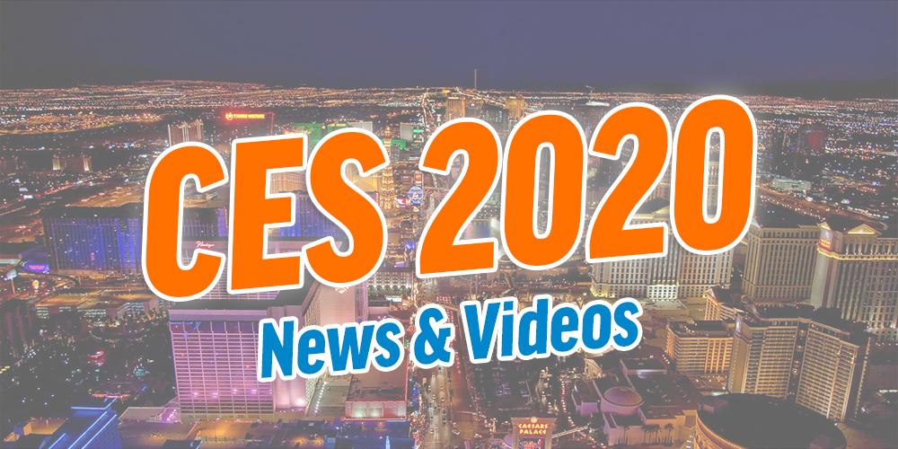 News und Videos von der Consumer electronics Show 2020 in Las Vegas