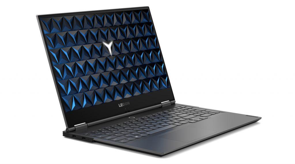 CES 2020: Lenovo zeigt mit dem Legion Y740S ein Gaming-Notebook ohne dedizierte GPU