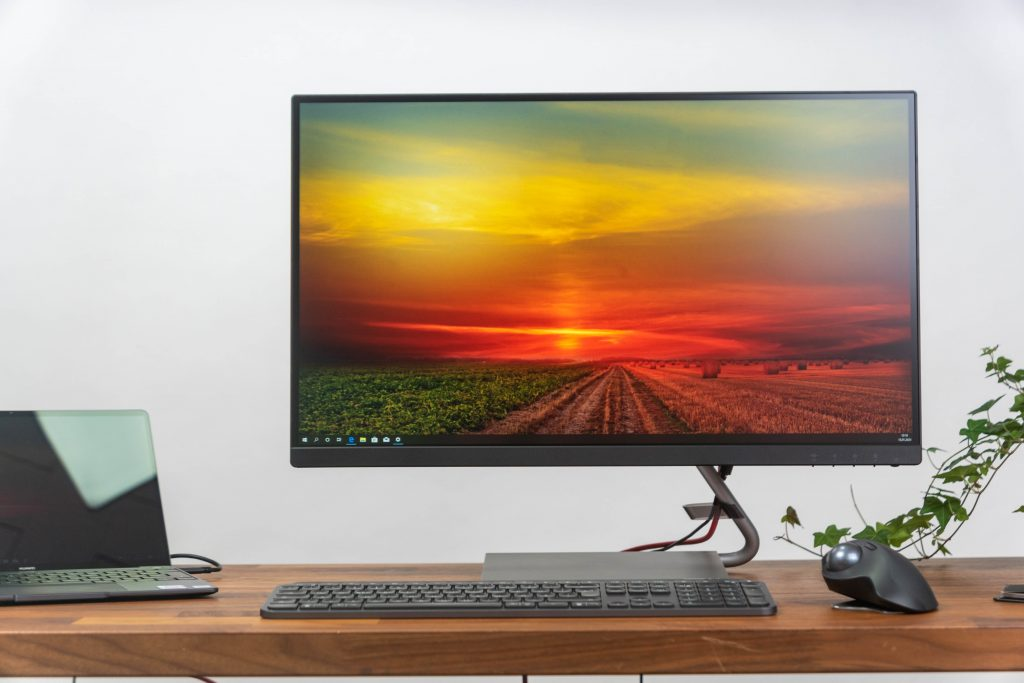 lenovo q27q monitor test