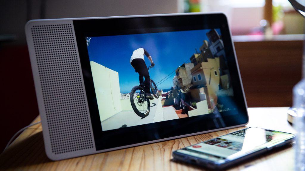 Lenovo Smart Displays und Smart Clock