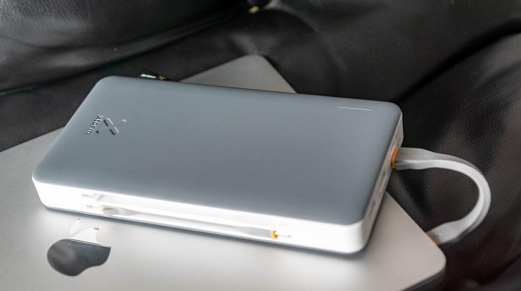 Xtorm XB303 Voyager Powerbank im Test: die lädt auch Notebooks