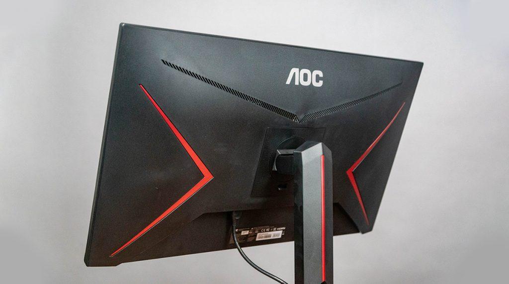 AOC AGON 27G2U/BK Monitor im Test: erschwingliche 144Hz mit Abstrichen