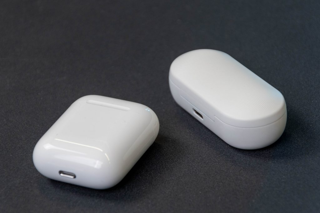 TicPods 2 Pro Case Vergleich