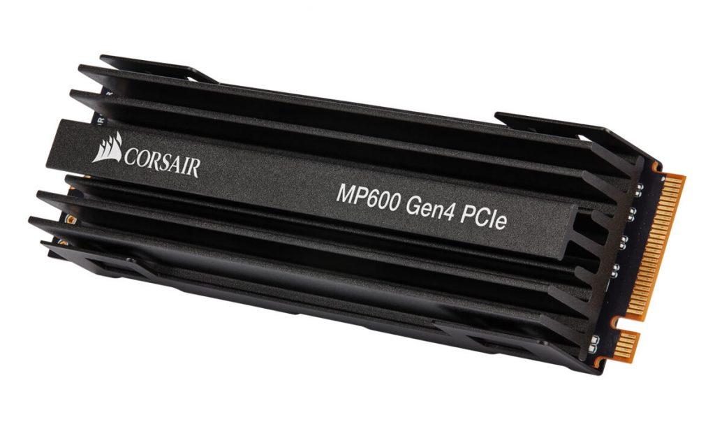 PCIE 4.0 SSD Corsair