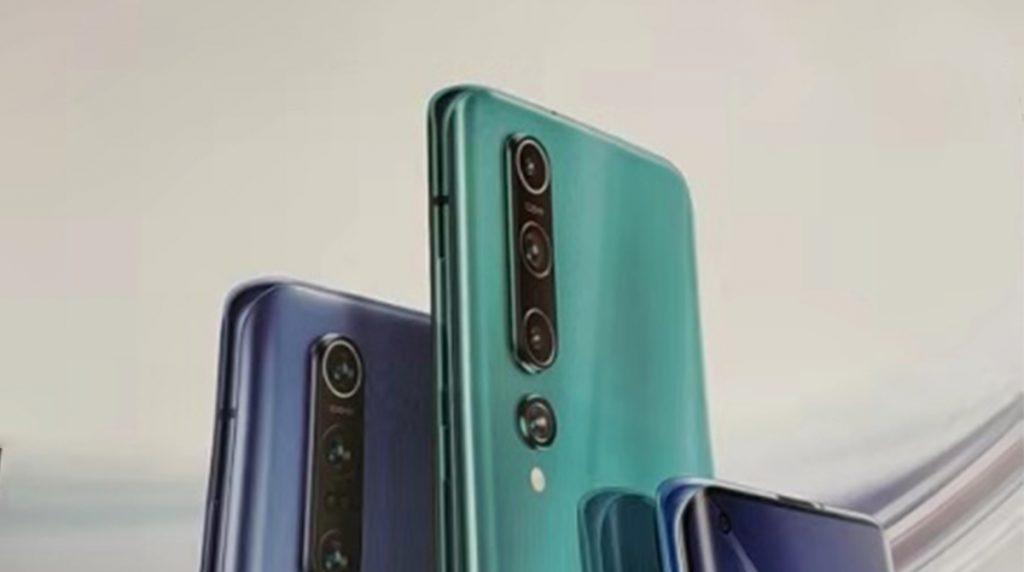Xiaomi: Mi 10 Pro 5G zeigt sich auf Poster