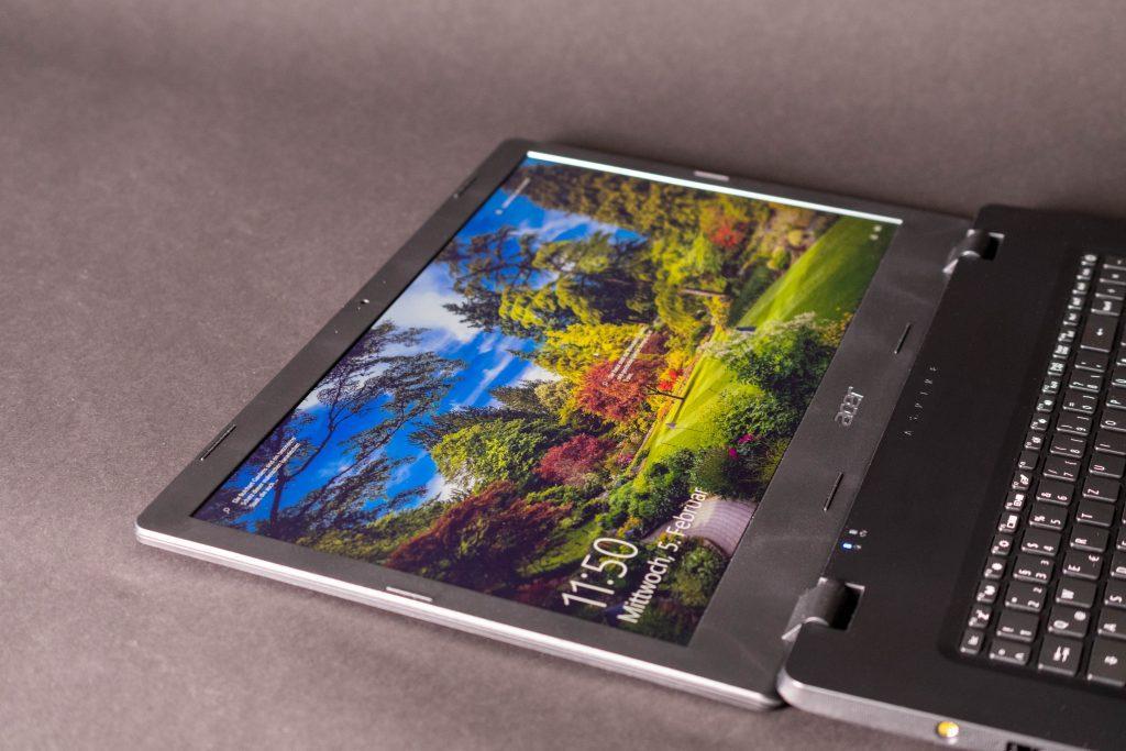 Acer Aspire 3 Multimedia-Notebook im Test