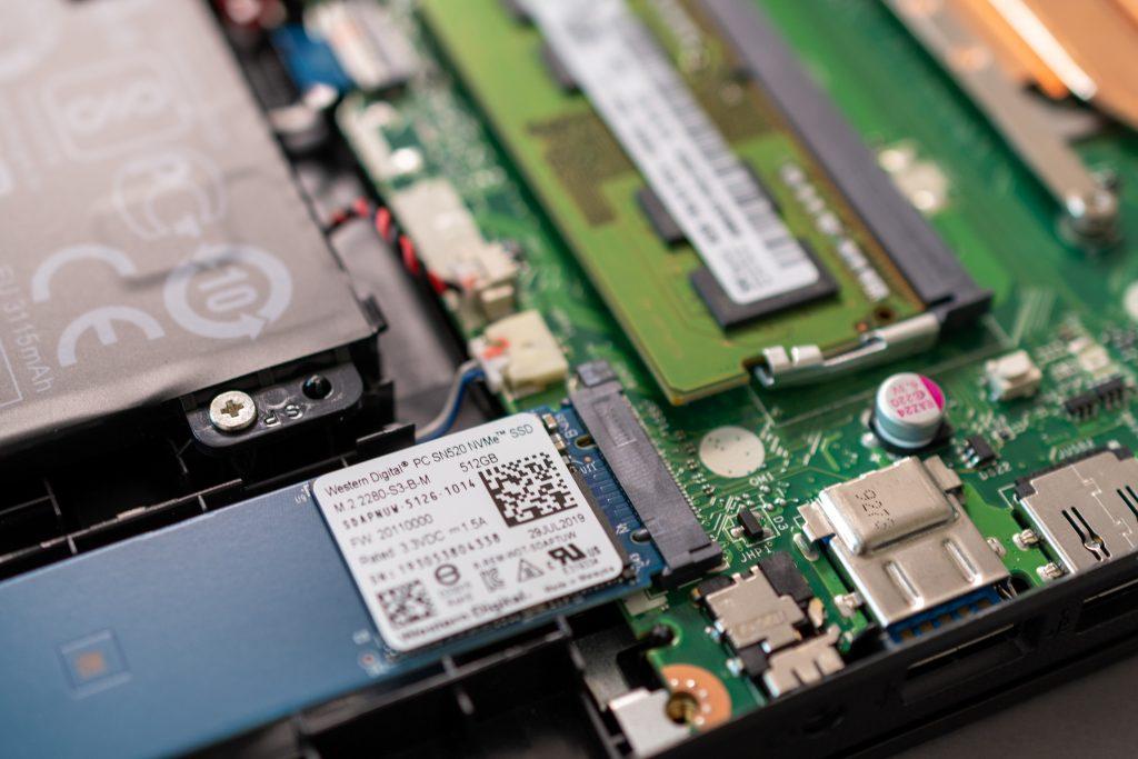 Acer Aspire 3 aufrüsten