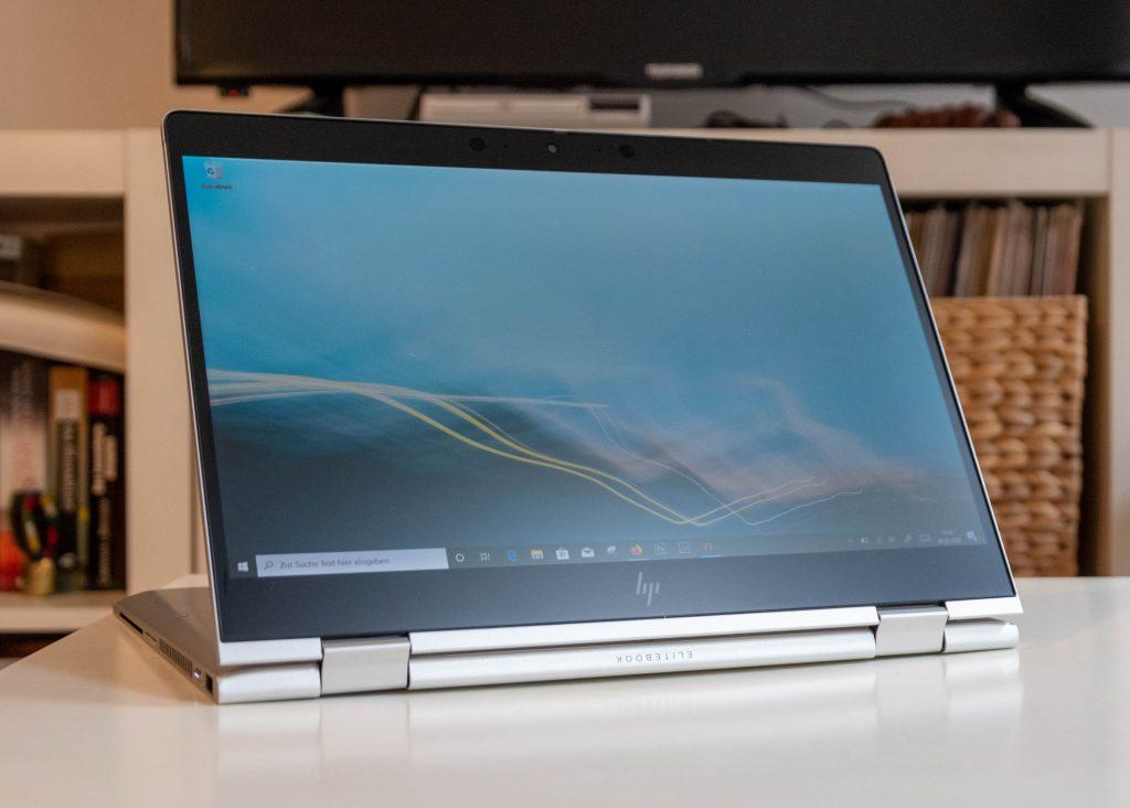 hp elitebook x360 830 g6 business-notebook im test (9)