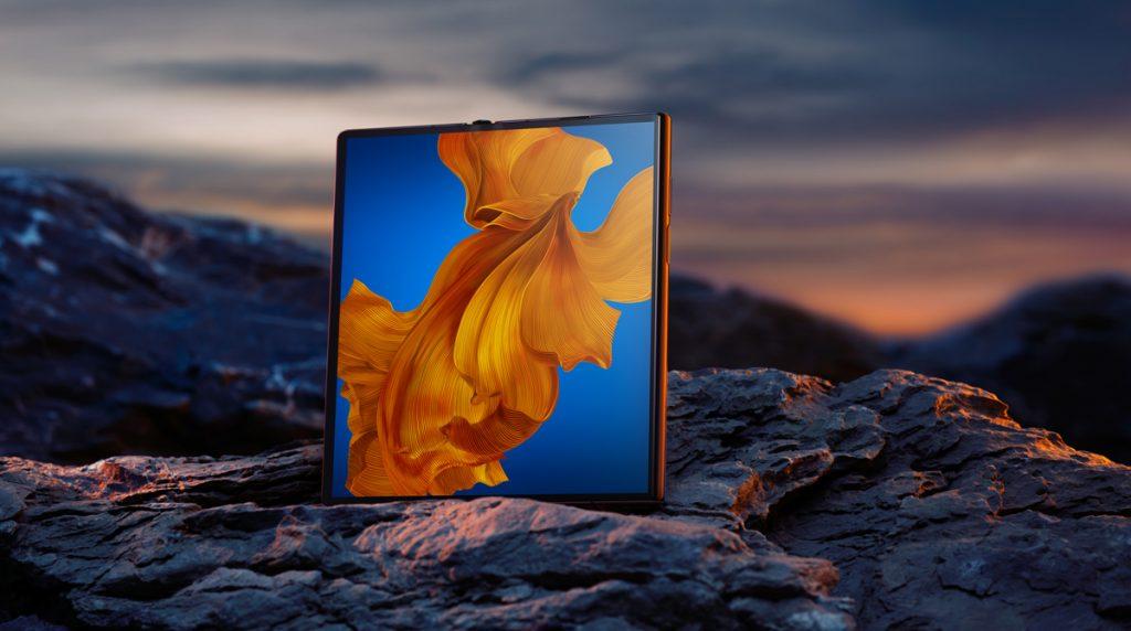 Huawei zeigt neues MateBook X Pro, MatePad Pro und Falt-Smartphone Mate Xs