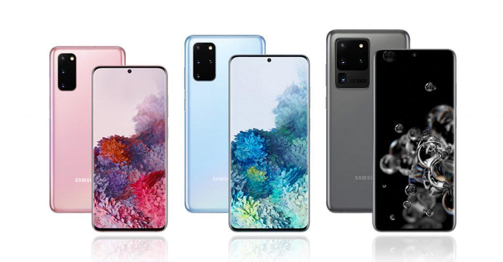 Samsung Galaxy S20, S20+ und S20 Ultra offiziell vorgestellt