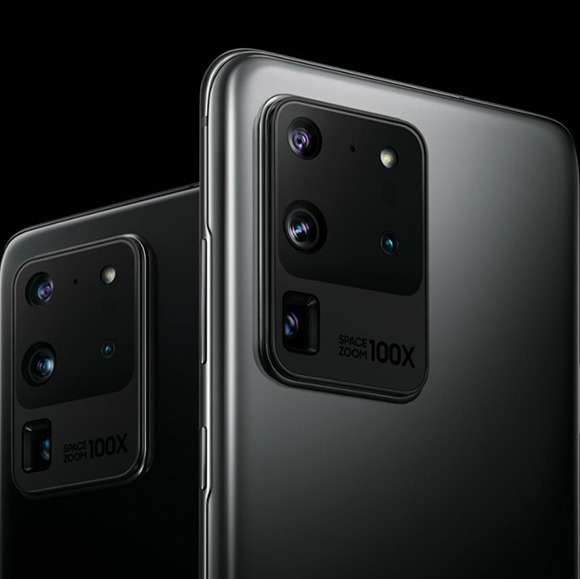 Kamera Samsung Galaxy S20 Ultra