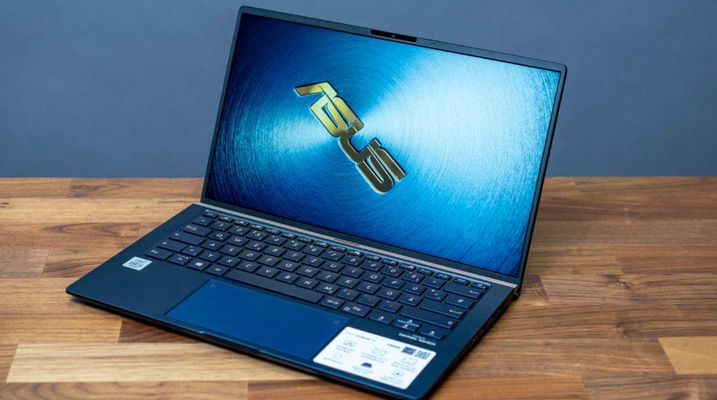 Leichter, schneller, heller als der Vorgänger: Das ASUS ZenBook 14 UX433FAC im Test