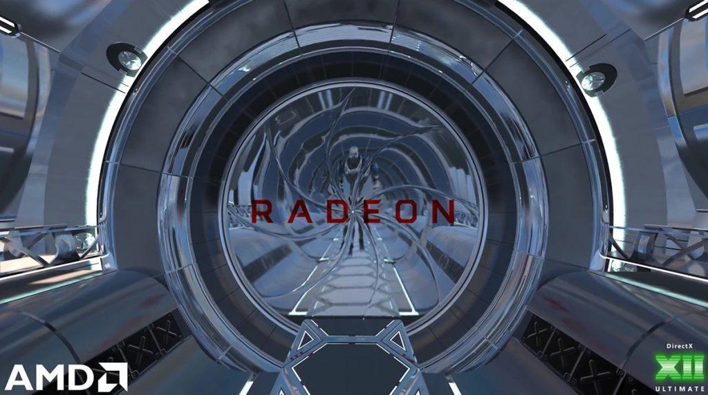 AMD Radeon Raytracing