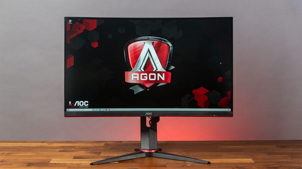 AOC CQ27G2U – Der 144Hz-Gamer mit den fast perfekten Farben