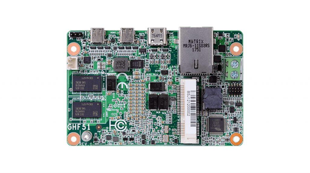 DFI: Raspberry Pi großer Computer mit Embedded Ryzen