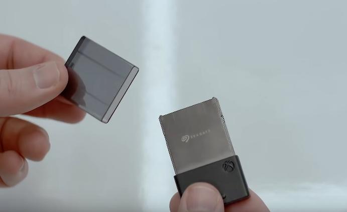 Digital Foundry Memory Card Xbox Series X