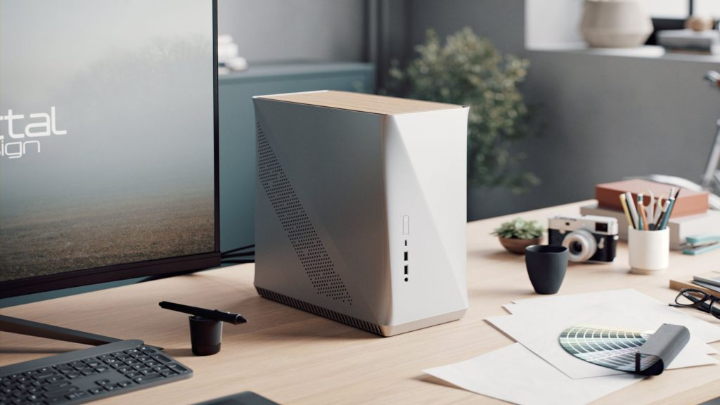 Fractal Design Era ITX – Eine neue Ära der ITX-Gehäuse?