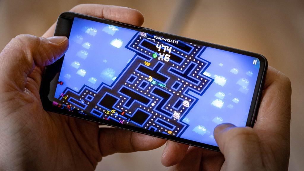Gaming-Apps Geschicklichkeitsspiele