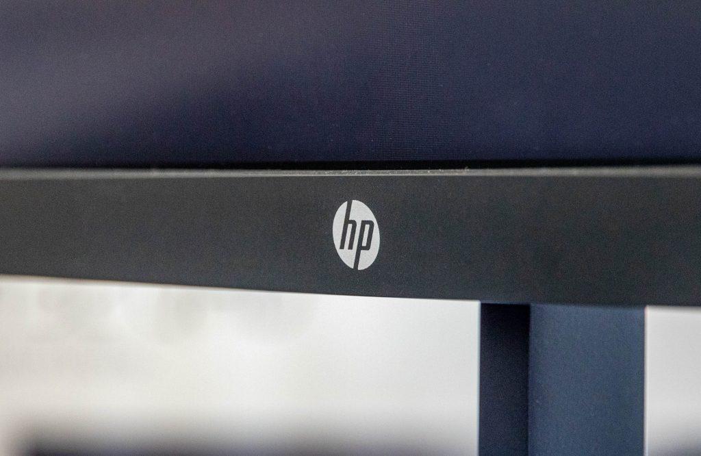 HP Pavilion 32 QHD Logo