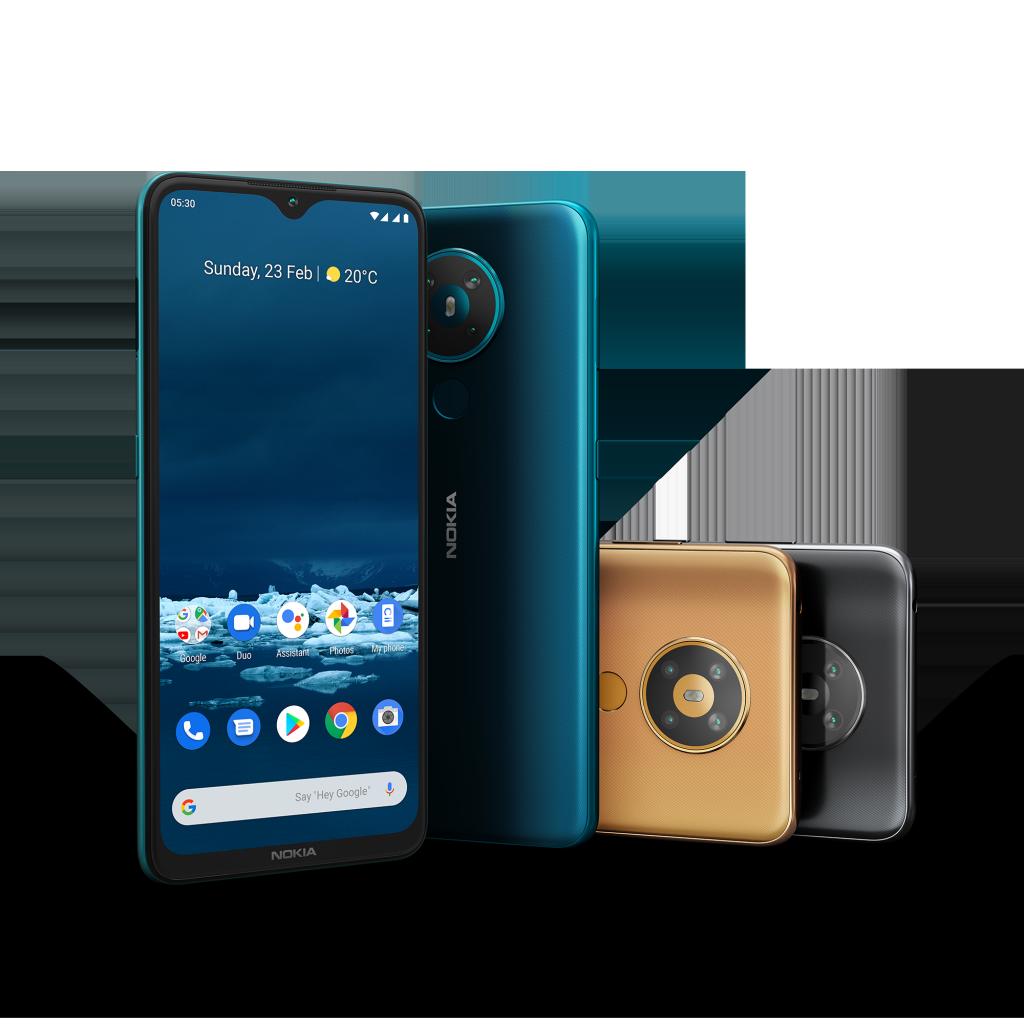Nokia 5.3 vorgestellt