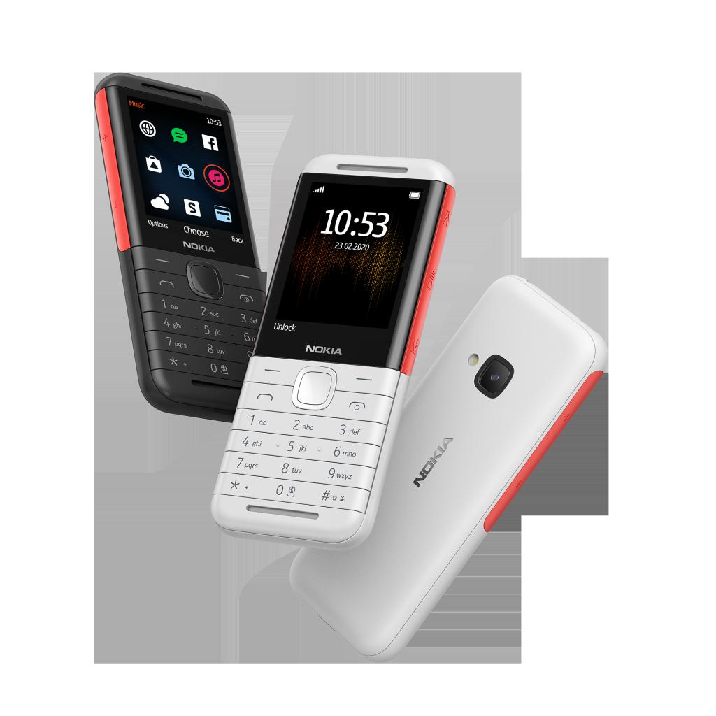 Nokia 5310 vorgestellt