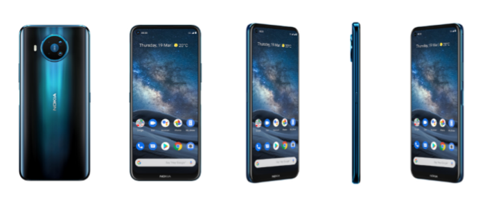 Nokia 8.3 5G: Die neue Mittelklasse kommt