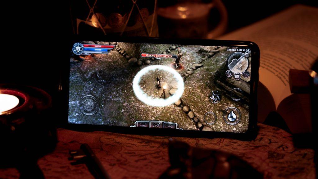 Smartphone-Games Rollenspiele