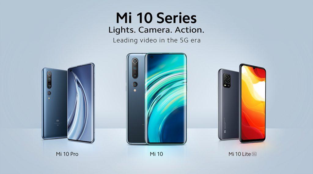 Xiaomis Mi 10-Serie kommt mit drei Modellen nach Deutschland