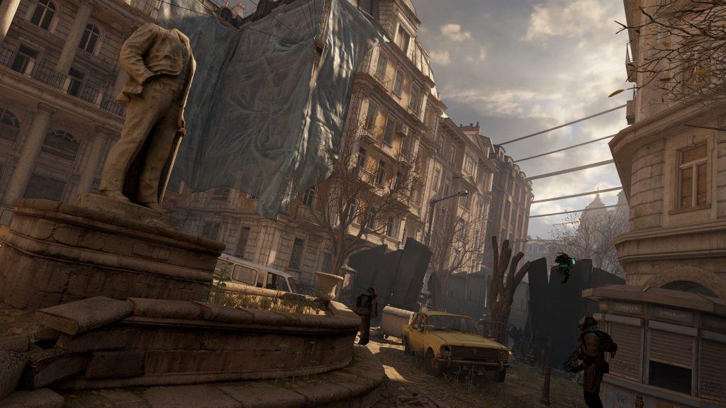 Half-Life Alyx City 17 Valve
