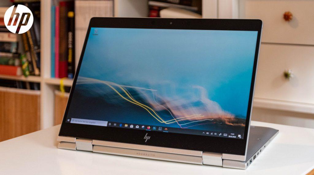 Robust, stark, ausdauernd: HP EliteBook x360 830 G6 im Test