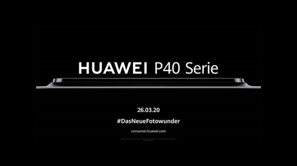 Hier seht ihr die Präsentation des Huawei P40 Pro im Livestream
