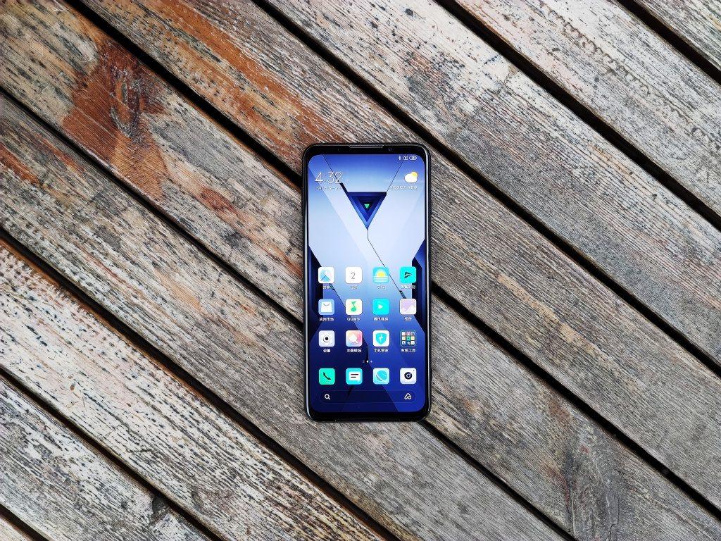 xiaomi black shark 3 pro gaming smartphone