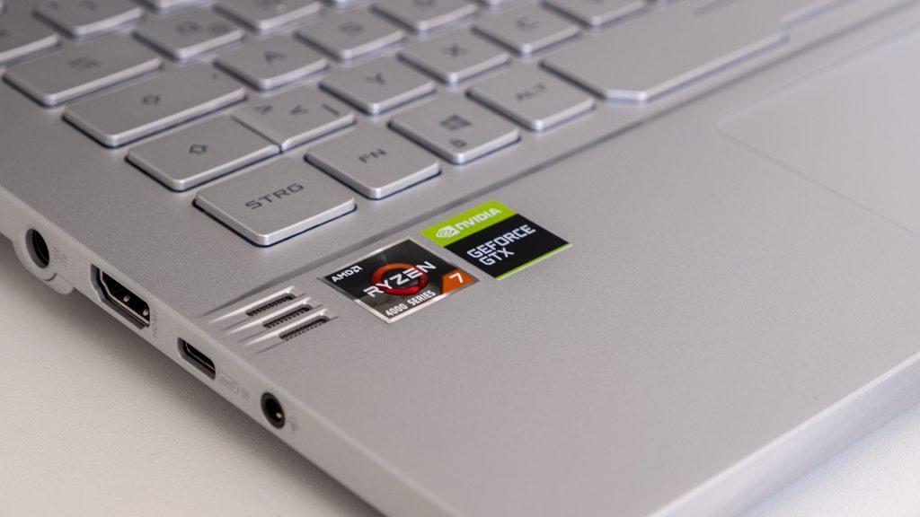 ASUS ROG Zephyrus G14 Gaming Laptop Notebook AMD Ryzen 4000 NVIDIA GTX