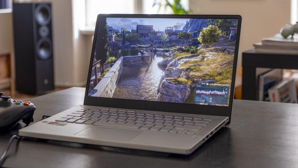 ASUS ROG Zephyrus G14 Gaming Notebook Laptop Aufmacher Blog Twitter Vielleicht