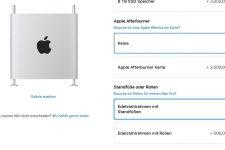 Apple Mac Pro Display Rollen Konfigurieren