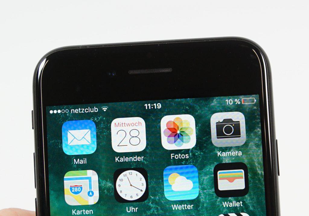 Apple iOS Mail App Sicherheit
