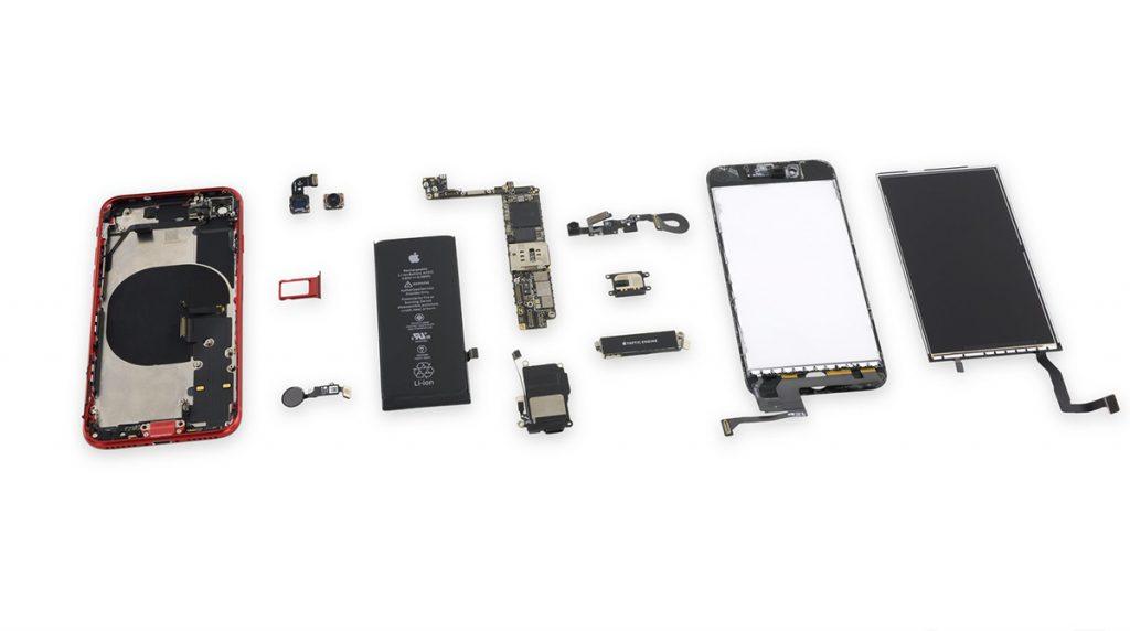 iFixit: Apple iPhone SE 2020 ist ein Frankensteinhandy
