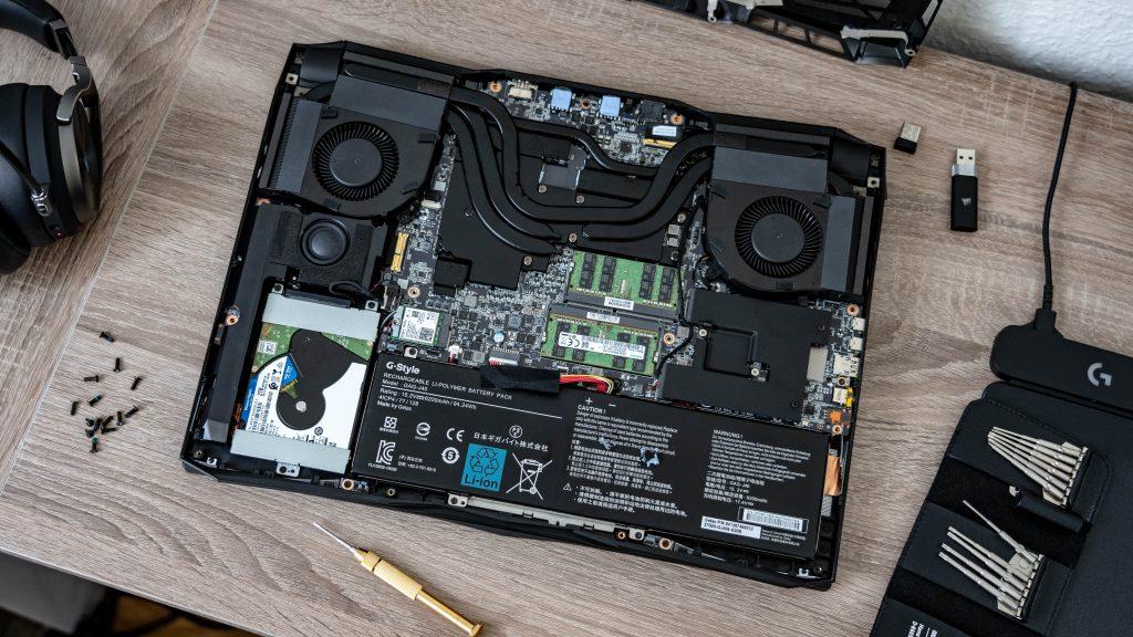 Praxistipp: Ganz einfach RAM und SSD im Notebook aufrüsten