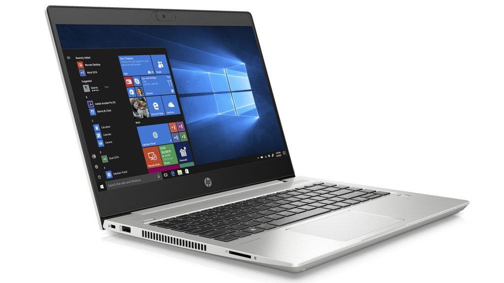 HP ProBook 445 G7 Notebook Laptop Business Seite links