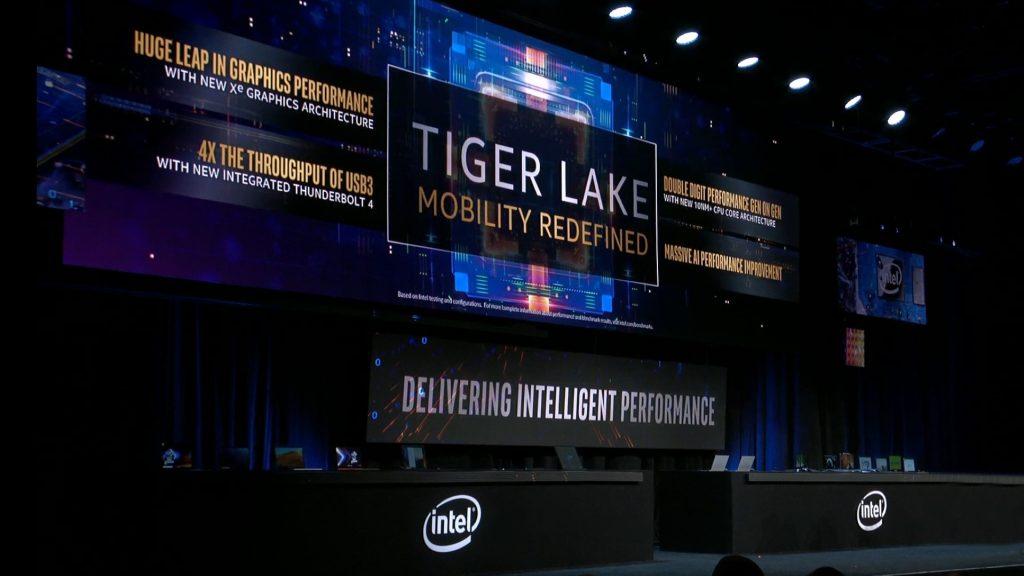 Intel Tiger Lake 10nm CPU
