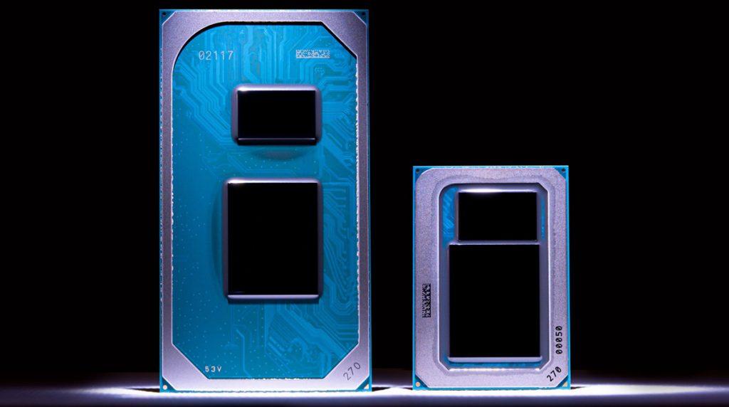 Intel 10nm Prozessor der 11. Generation in Benchmark aufgetaucht