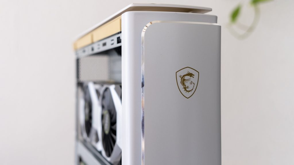 MSI Prestige P100 – Schlanker 10L-PC mit ordentlich Power für Kreative