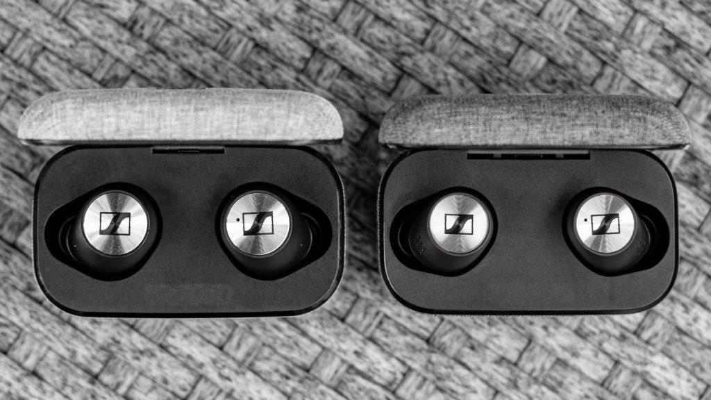 Sennheiser Momentum True Wireless 2 Vergleich Vorgänger