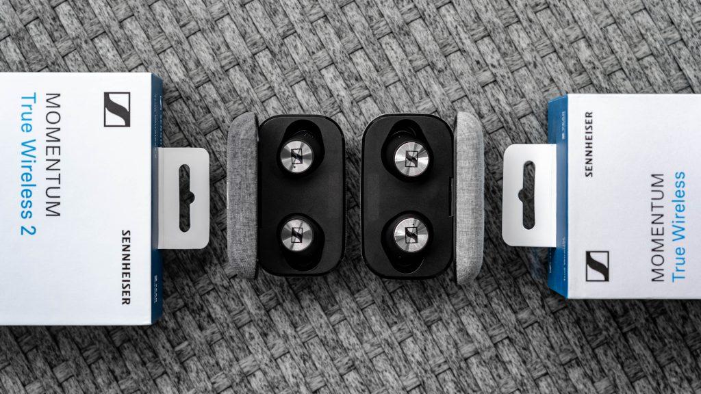 Sennheiser Momentum True Wireless 2 Vergleich