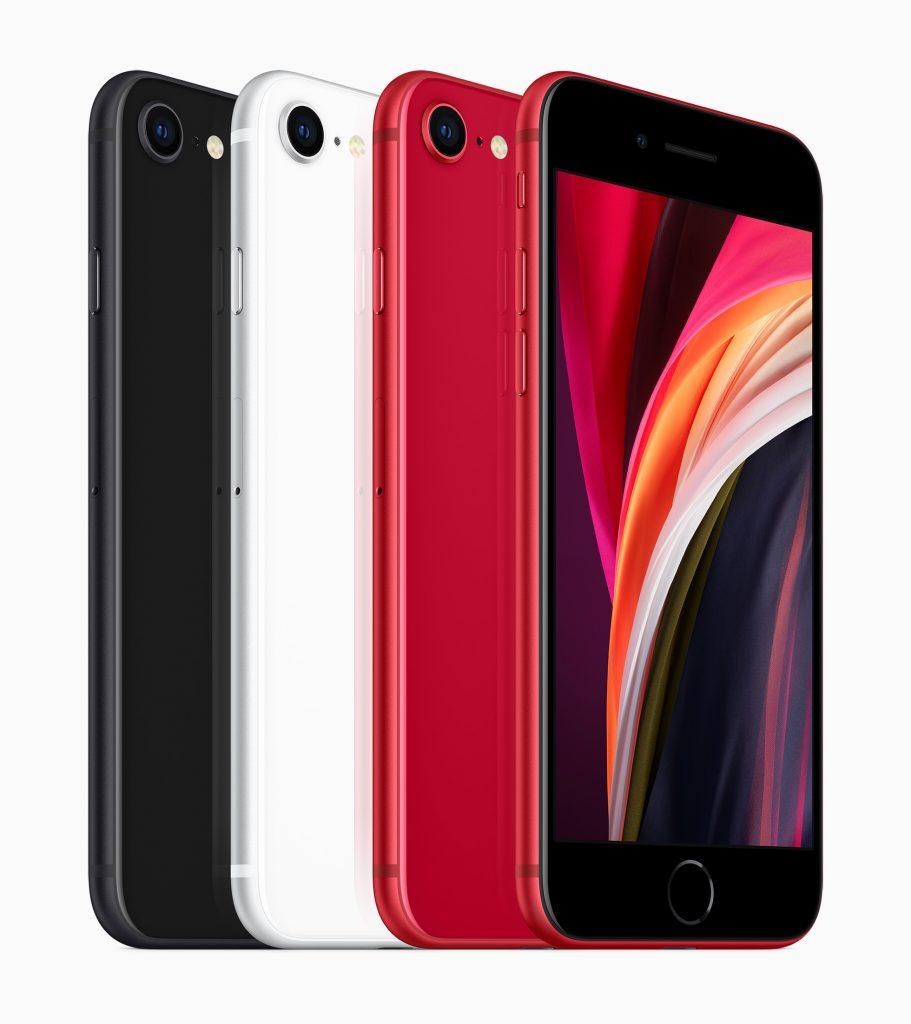 Apple iPhone SE 2020 vorgestellt