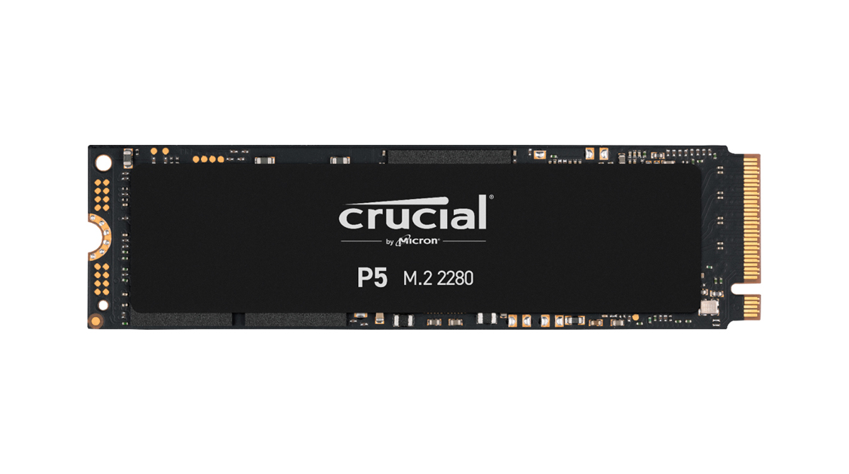 crucial p5 ssd